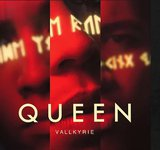 Queen (Single) by Valkyrie  cover art