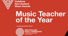 Nominations for Music Teacher of the Year Close Friday 7 June