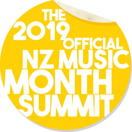 The 2019 Official NZ Music Month Summit - Discover Live